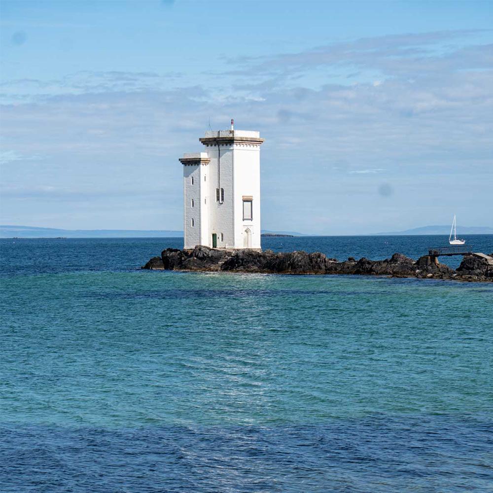 carriag fhada lighthouse islay